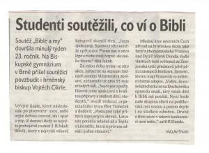 Katolický Týdeník č. 13, 2016