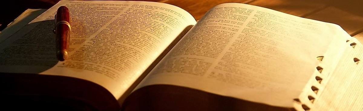 Vítejte na stránkách soutěže Bible a my!